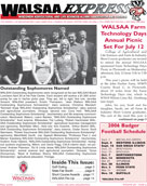 WALSAA Newsletter May 2006