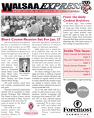 WALSAA Newsletter January 2007