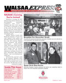 WALSAA Newsletter March 2007