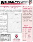 WALSAA Newsletter June 2009