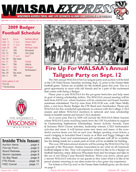 WALSAA Newsletter September 2009