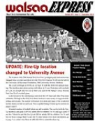 WALSAA Newsletter September 2010
